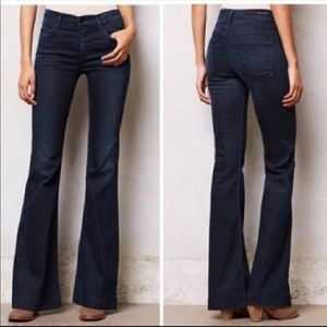 Citizens of Humanity Hutton Hi Rise Wide Leg Jeans